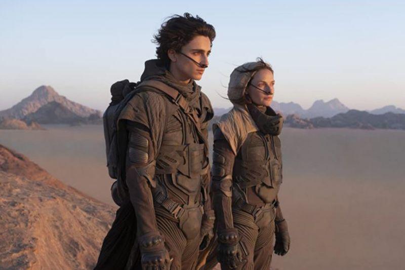 """Sutradara harap film """"Dune"""" bisa pikat penggemar lama dan baru thumbnail"""