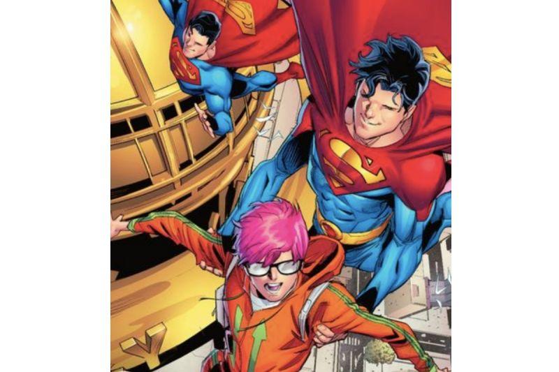 Superman digambarkan biseksual di komik terbaru thumbnail