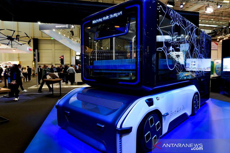 Pameran Intelligent Transport Systems World Congress 2021 thumbnail