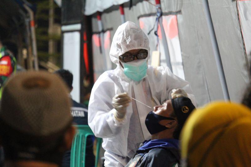 Kasus positif COVID-19 Lampung bertambah 25 orang
