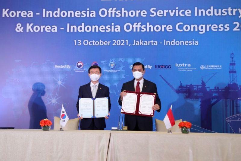 Indonesia-Korea Selatan perkuat kerja sama sektor kemaritiman thumbnail