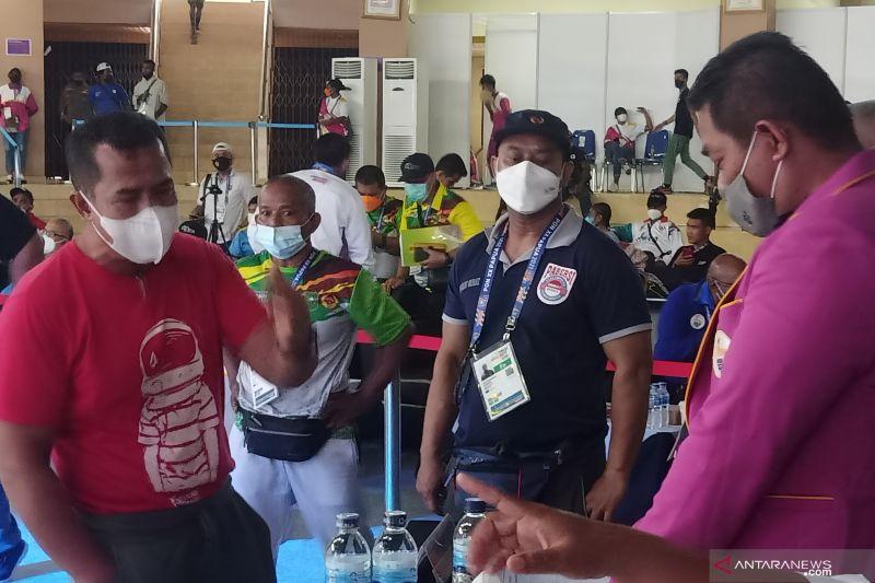 Panitia angkat berat PON Papua sempat tunda pemenang akibat protes thumbnail