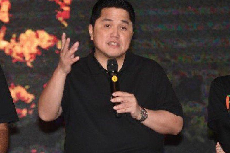 Erick Thohir: SDM kunci utama jaga kesinambungan Indonesia ke depan thumbnail