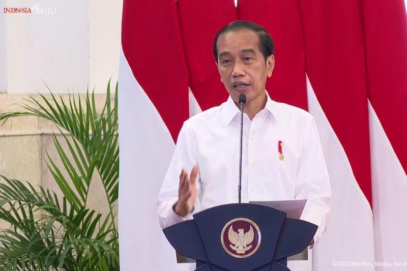 Presiden: Bangsa Indonesia harus arif kembangkan teknologi thumbnail