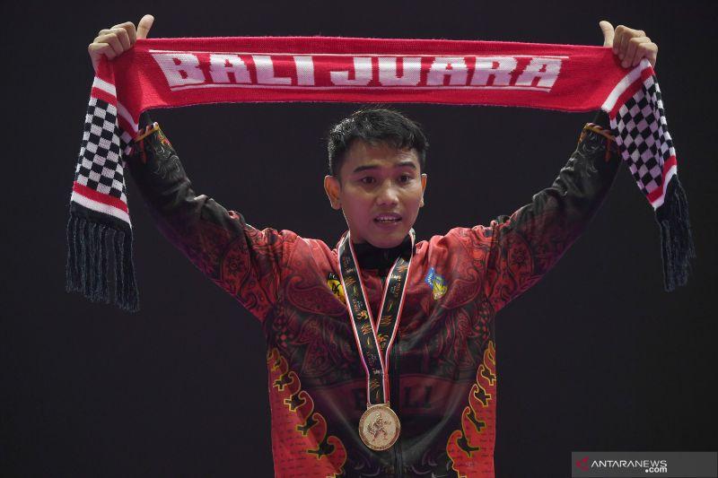 PON Papua: Karateka Bali raih emas karate kumite putra 69 kg thumbnail
