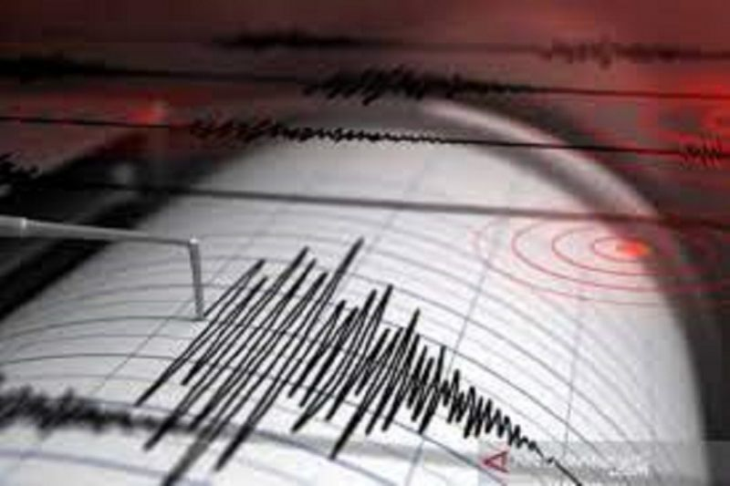 Gempa magnitudo 4,1 guncang Kabupaten Sukabumi thumbnail