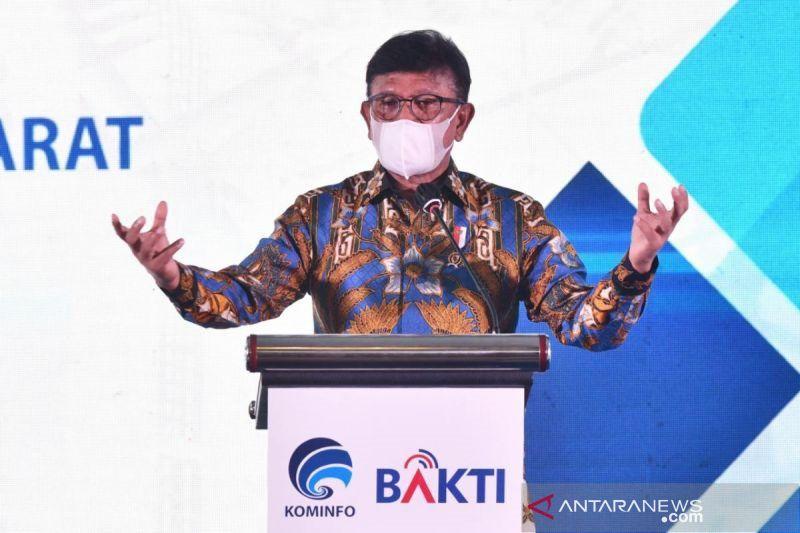 """Menkominfo harap Indonesia tambah satu """"startup"""" decacorn thumbnail"""