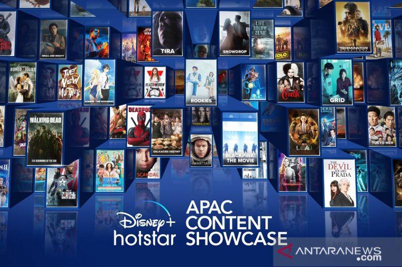 Disney+ Hotstar hadirkan konten eksklusif Indonesia dan Asia Pasifik thumbnail