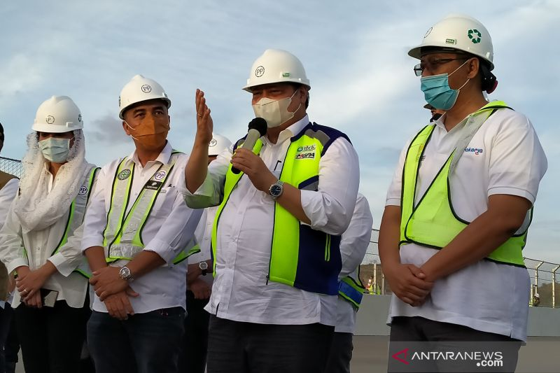Menko Airlangga: Pembelian tiket World Superbike dibuka 18 Oktober thumbnail