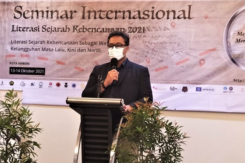 Gubernur minta BNPB bantu literasi bencana di Maluku thumbnail