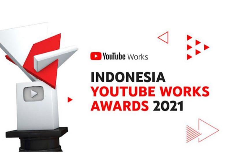 YouTube Works Awards terima 400 pengajuan video thumbnail