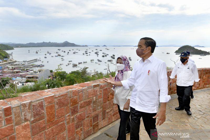 Presiden resmikan Kawasan Puncak Waringin Labuan Bajo thumbnail