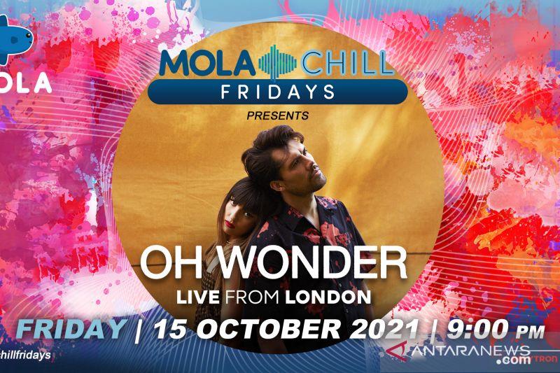 Besok, Oh Wonder akan tampil di Mola Chill Fridays thumbnail