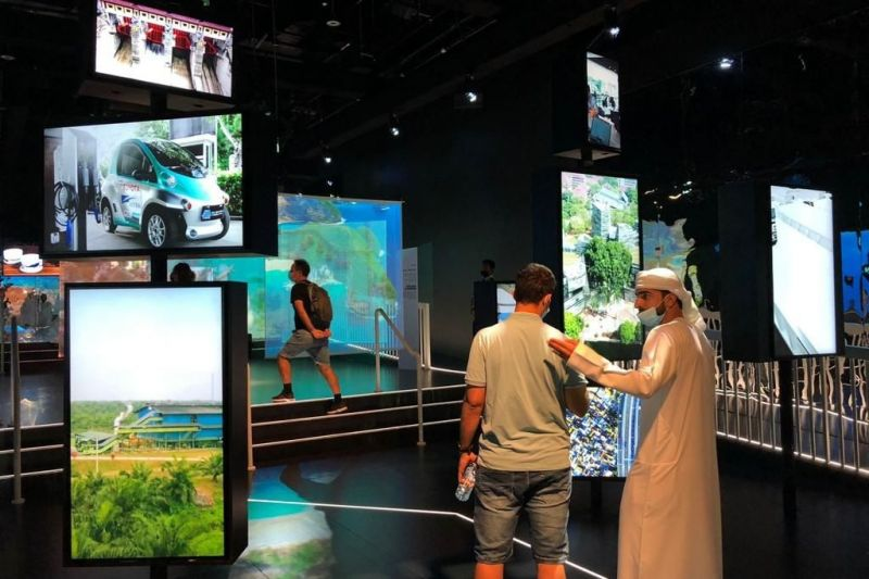 Astra dukung Paviliun Indonesia di Expo 2020 Dubai thumbnail