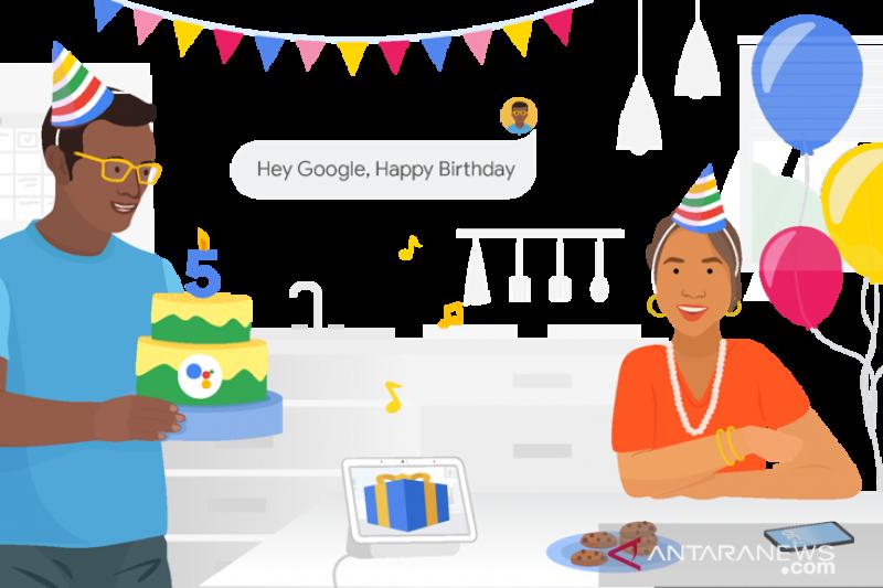 Google Assistant rayakan ulang tahun ke-5 dengan fitur baru thumbnail