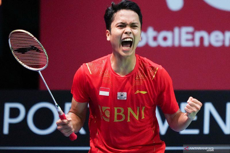 Kalahkan China, Indonesia juara Thomas Cup 2021 thumbnail