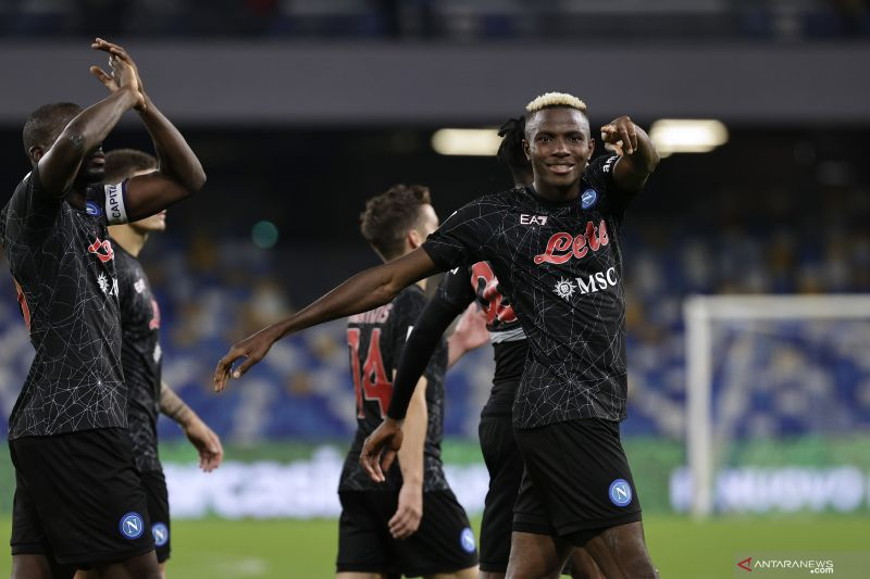 Kalahkan Torino 1-0, Napoli jaga rekor sempurna thumbnail