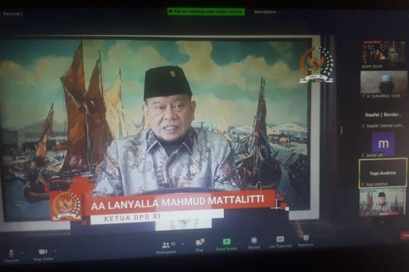 DPD RI dorong pemerintah akomodasi seni kaligrafi di ruang publik thumbnail