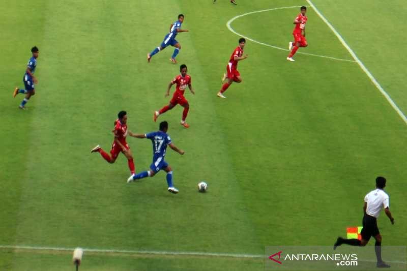 Persijap bermain imbang 0-0 hadapi PSCS thumbnail