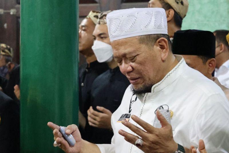 Ketua DPD: Maulid Nabi momentum perubahan umat Muslim thumbnail
