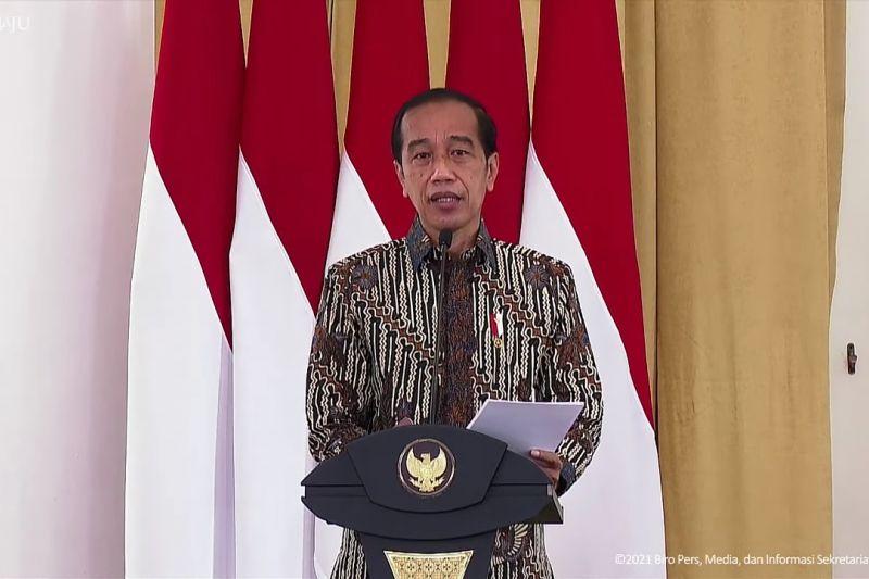 Presiden minta Apkasi tunjukkan iklim investasi daerah makin baik