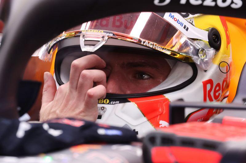 Rivalitas semakin memanas, Verstappen dibuat kesal Hamilton di latihan GP AS
