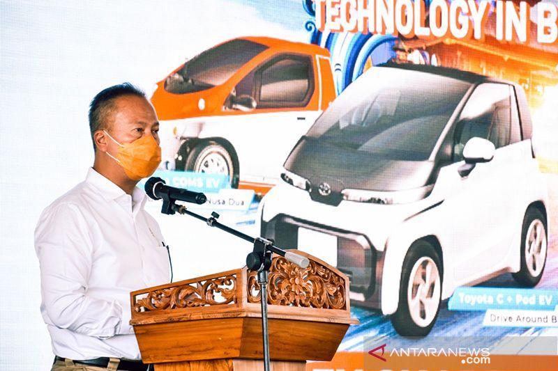 Kemenperin ungkap potensi industri otomotif di Expo 2020 Dubai thumbnail