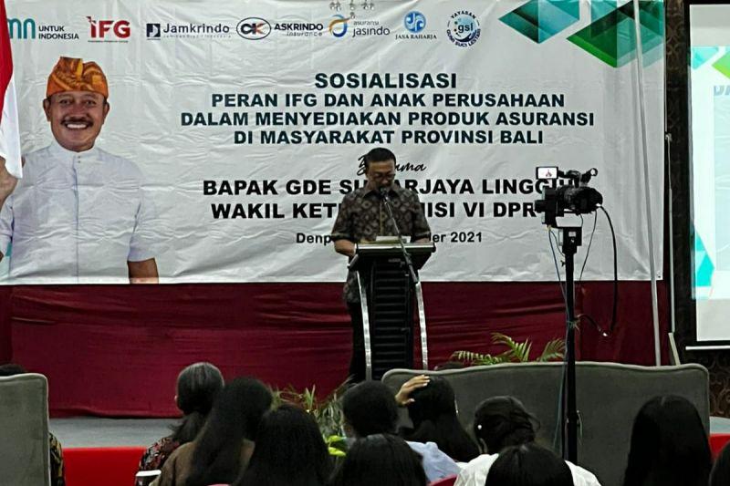 Anggota DPR: IFG dapat kembalikan kepercayaan terkait produk asuransi thumbnail
