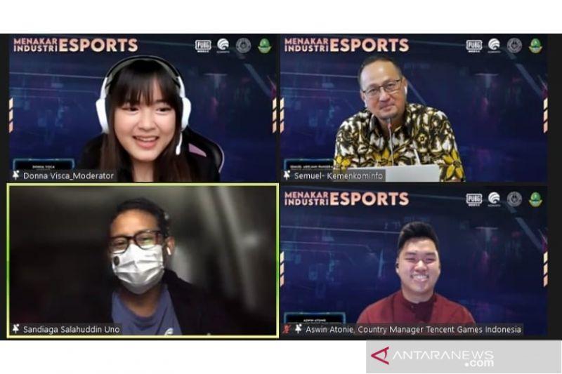 Menparekraf: Esports berdampak positif terhadap ekonomi thumbnail