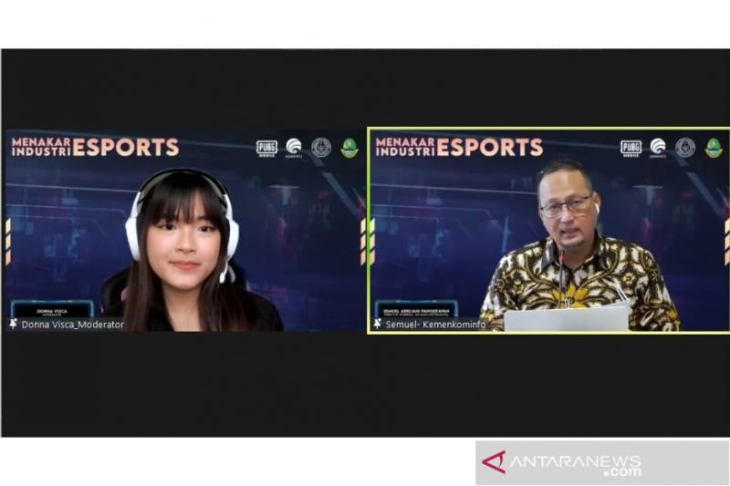 Kominfo dukung pertumbuhan industri game dan esports Indonesia thumbnail