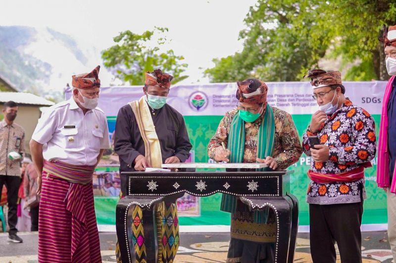 Mendes PDTT dukung desa wisata penyangga DSP Mandalika thumbnail