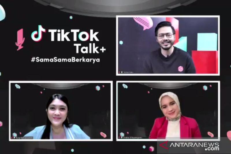 TikTok luncurkan program konferensi virtual TikTok Talk+ thumbnail