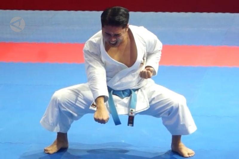Jawa Barat berhasil pertahankan medali emas karate thumbnail
