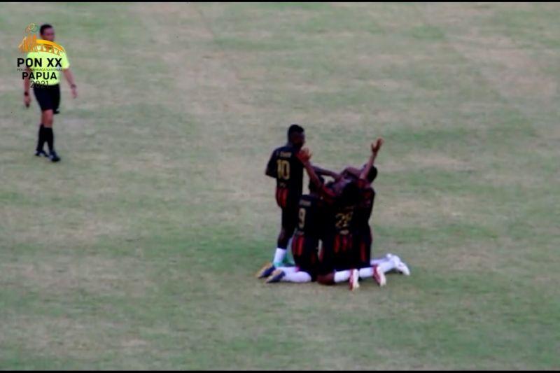 Lumat Sumut 2-0, Tim Sepak Bola Putra Papua maju ke semifinal thumbnail
