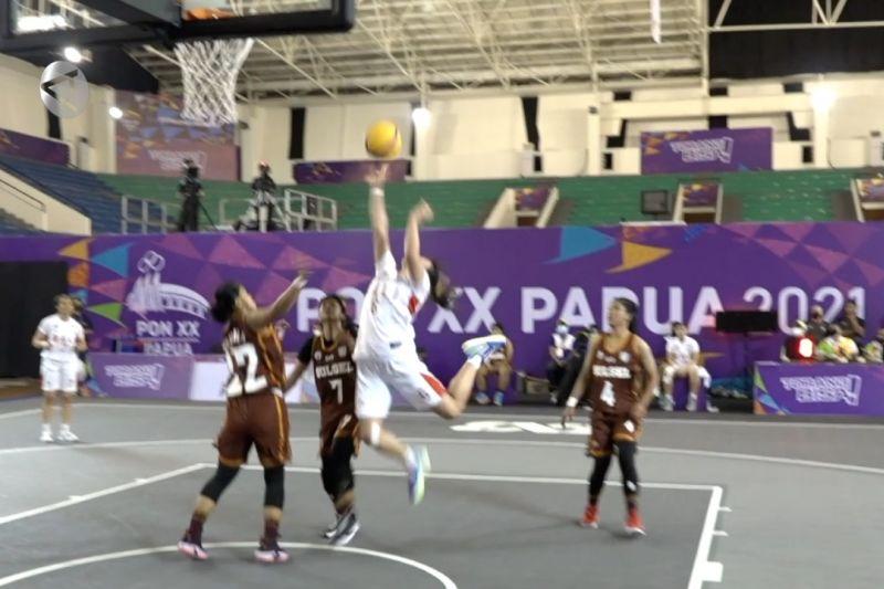 Tim Bola Basket 3x3 Putri Bali gulung Sulsel thumbnail