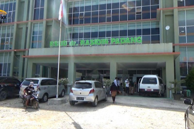 RSUD Rasidin Padang rawat 1.522 pasien COVID-19 sejak pandemi thumbnail