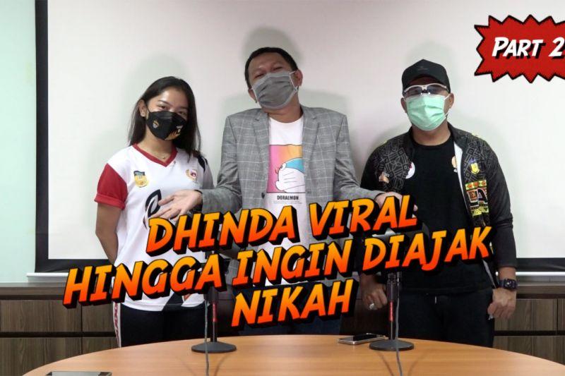 BeRISIK - Dhinda Salsabila viral : aku gak nyangka (bagian 2 dari 2) thumbnail