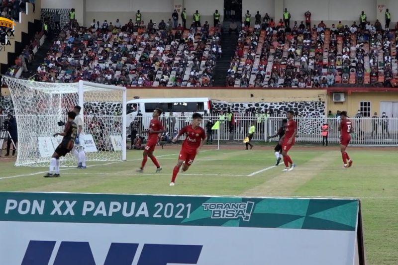Sepak bola putra Papua amankan medali emas thumbnail