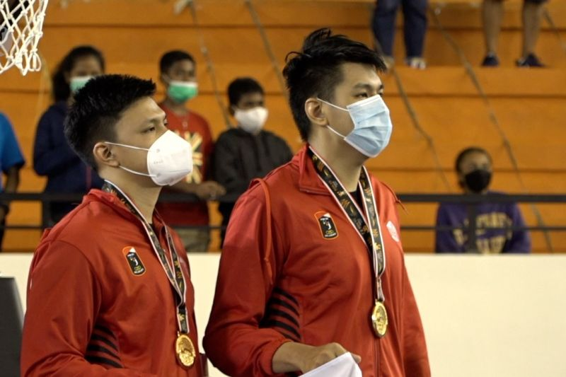 Tim bola basket 3x3 putra DKI bawa pulang medali emas thumbnail