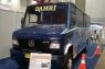 Mercy Vario, bus langka milik DAMRI