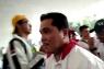 Flash - TKN Jokowi-Amin masuki GBK lewat Lobi Barat