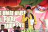 Wakil Bupati Tapanuli Selatan hadiri Natal Oikumene