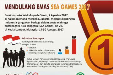 Mendulang Emas SEA Games 2017