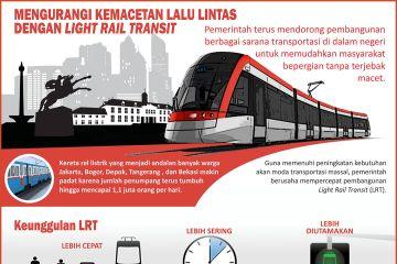 Mengurangi Kemacetan Lalu Lintas Dengan Light Rail Transit