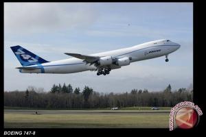 Dua pesawat badan besar Boeing 747 dilelang online di Taobao