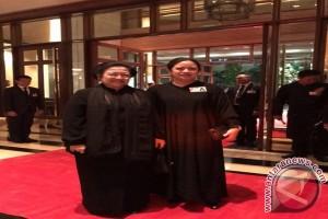 Dampingi Megawati, Menko Puan hadiri upacara kremasi Raja Thailand