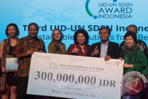 UID-UNSDSN Award: Penghargaan Pembangunan Berkelanjutan di Indonesia