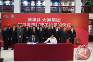 Tiens Group terpilih untuk garap Proyek Publisitas Brand Nasional Tiongkok
