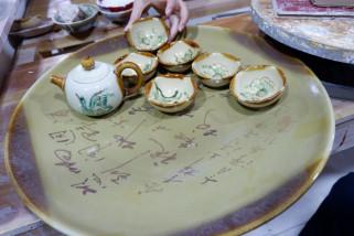 Porselen hubungkan China dengan dunia