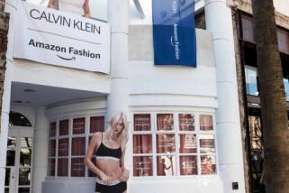 Calvin Klein, Inc. gandeng Amazon Fashion tawarkan pengalaman ritel selama musim liburan